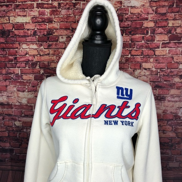 24487fe2 NFL Team Apparel New York Giants Hoodie Women's